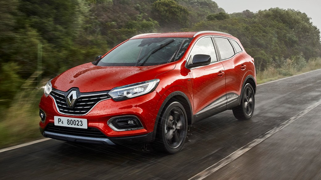 Renault Kadjar SUV (2019) review: blink and you'll miss it | CAR