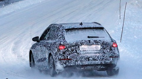 2019 Audi S3 caught testing in Sweden