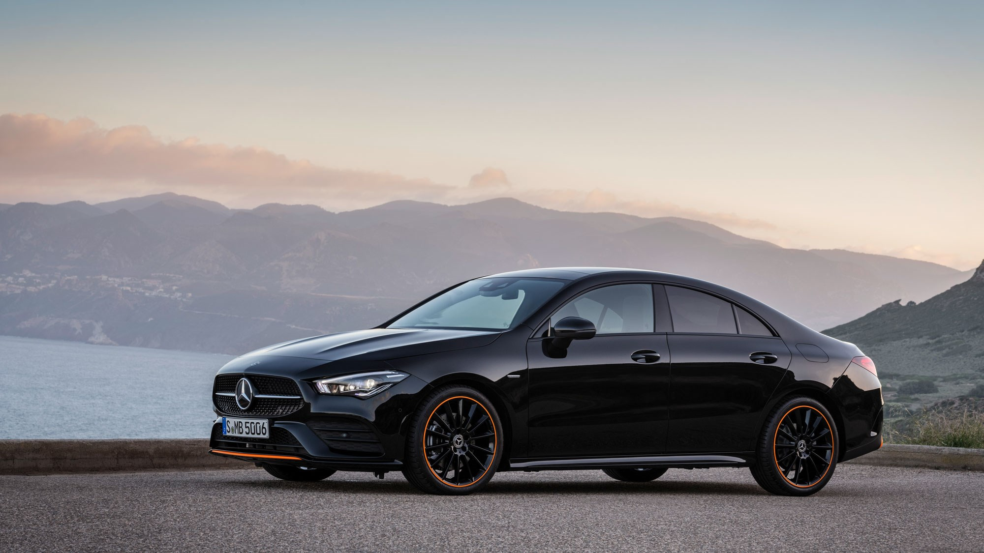 new mercedes cla coupe prices and specs revealed car. Black Bedroom Furniture Sets. Home Design Ideas