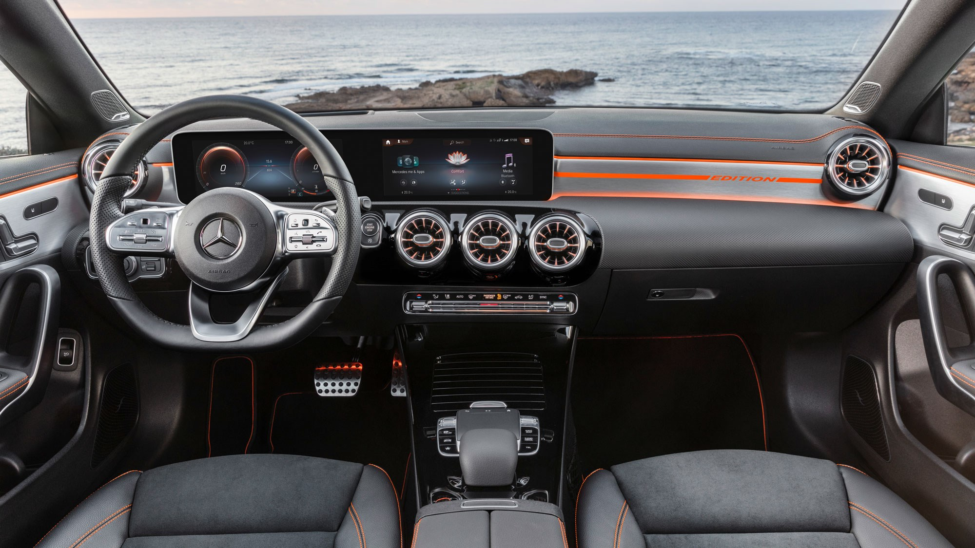 New Mercedes Cla Coupe Prices And Specs Revealed Car Magazine