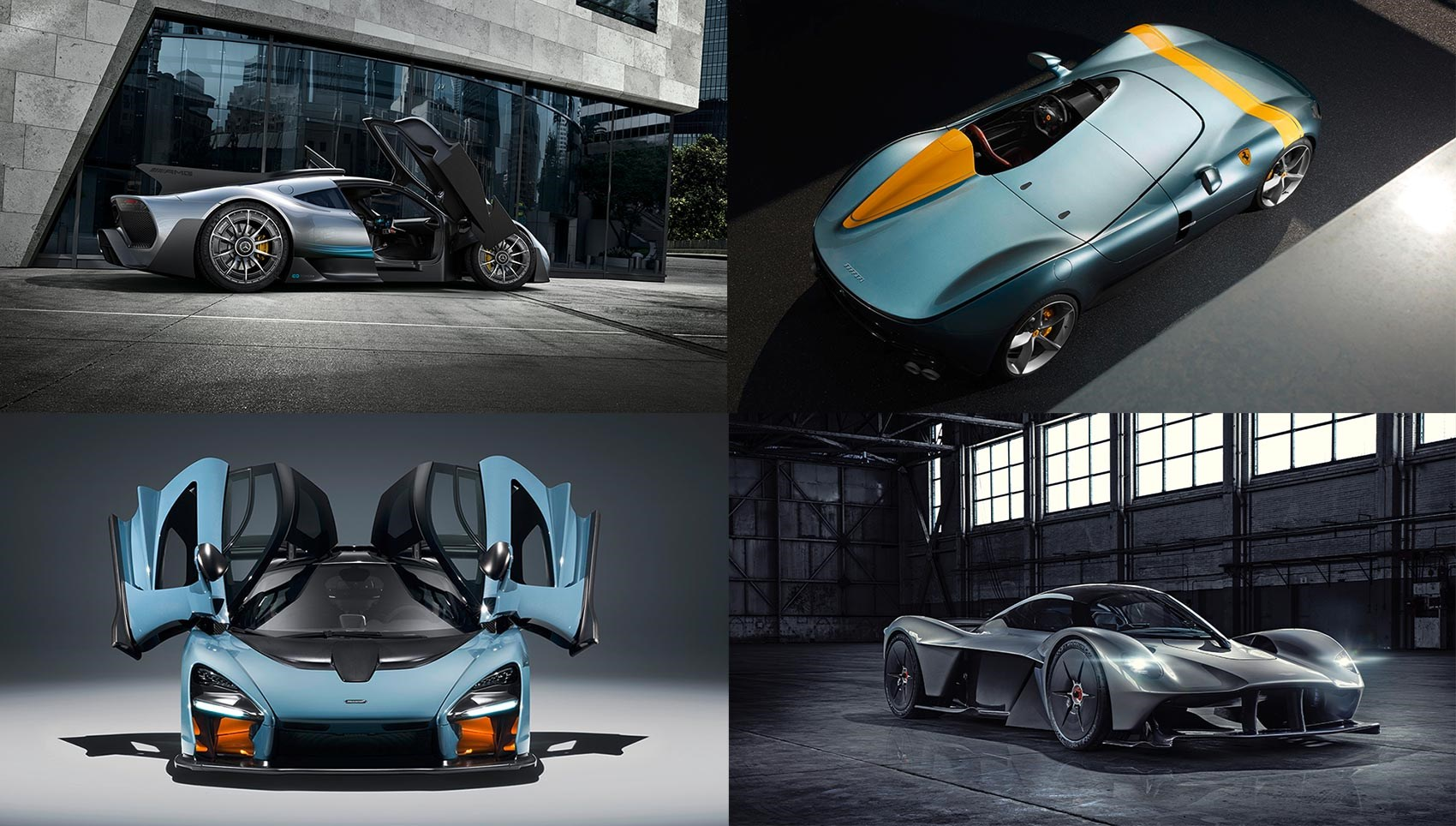 Hypercars Of 2019 Car Magazine