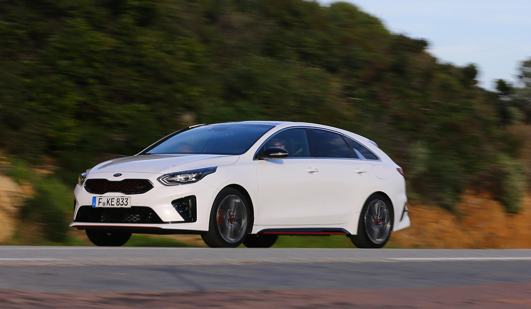 Lease Used Mercedes >> Kia Proceed review | CAR Magazine