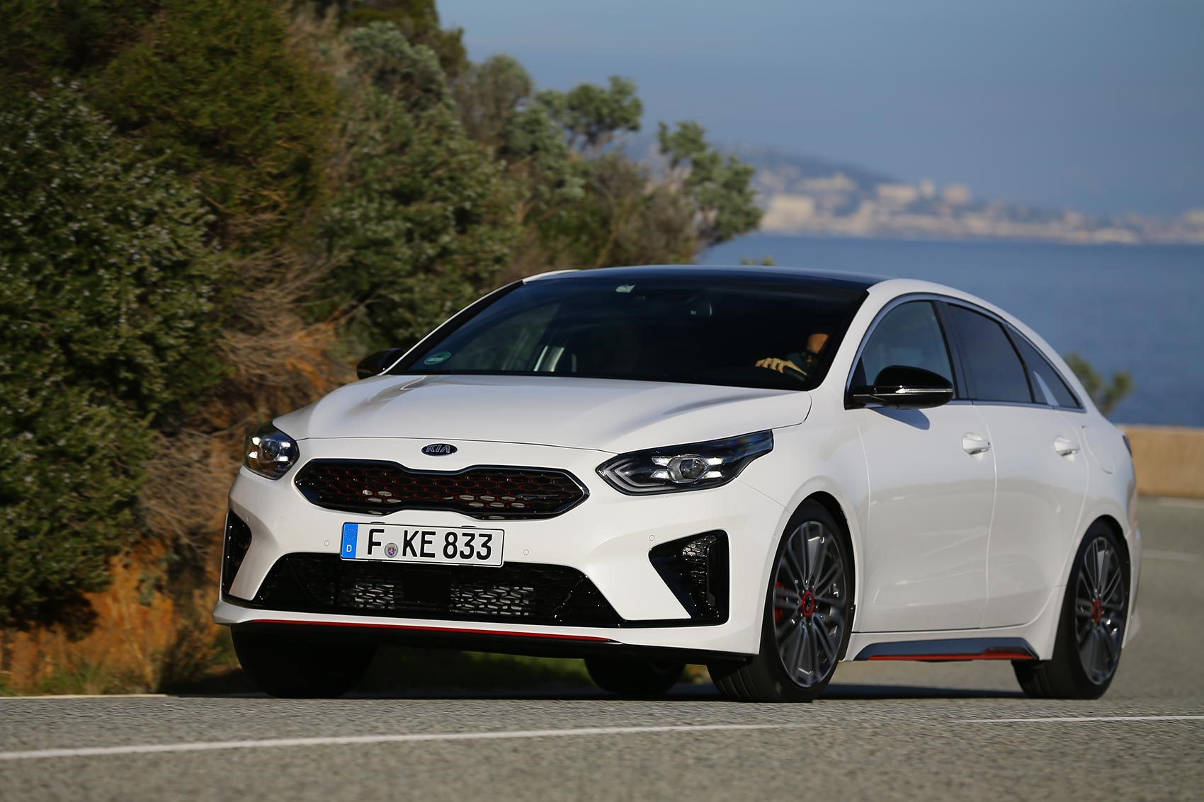 Kia Proceed: specs and prices and UK on sale date from January 2019