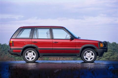 Range Rover v2 side