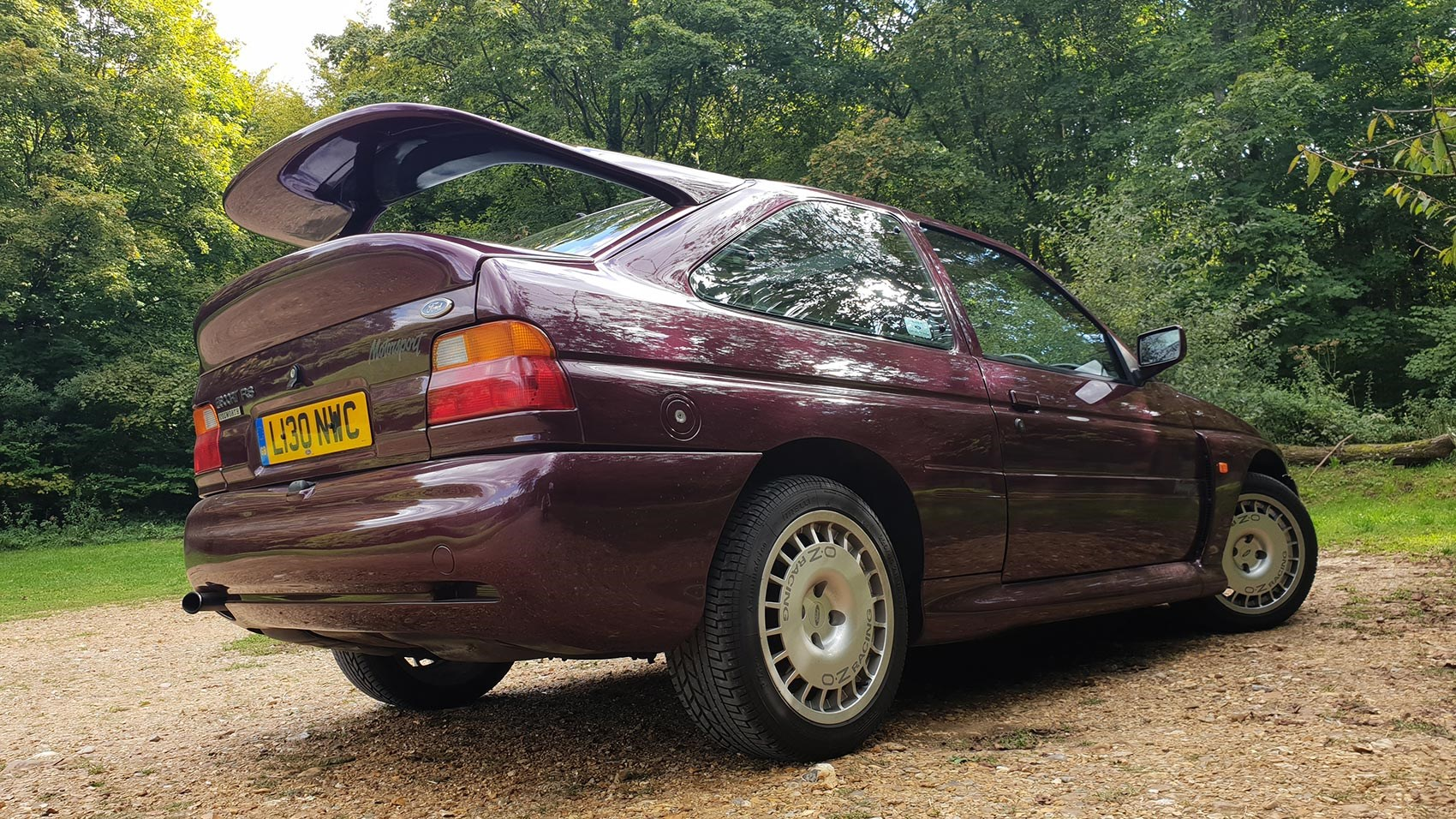 Ford Escort Cosworth Monte Carlo road test, specs and prices: now worth around £70,000