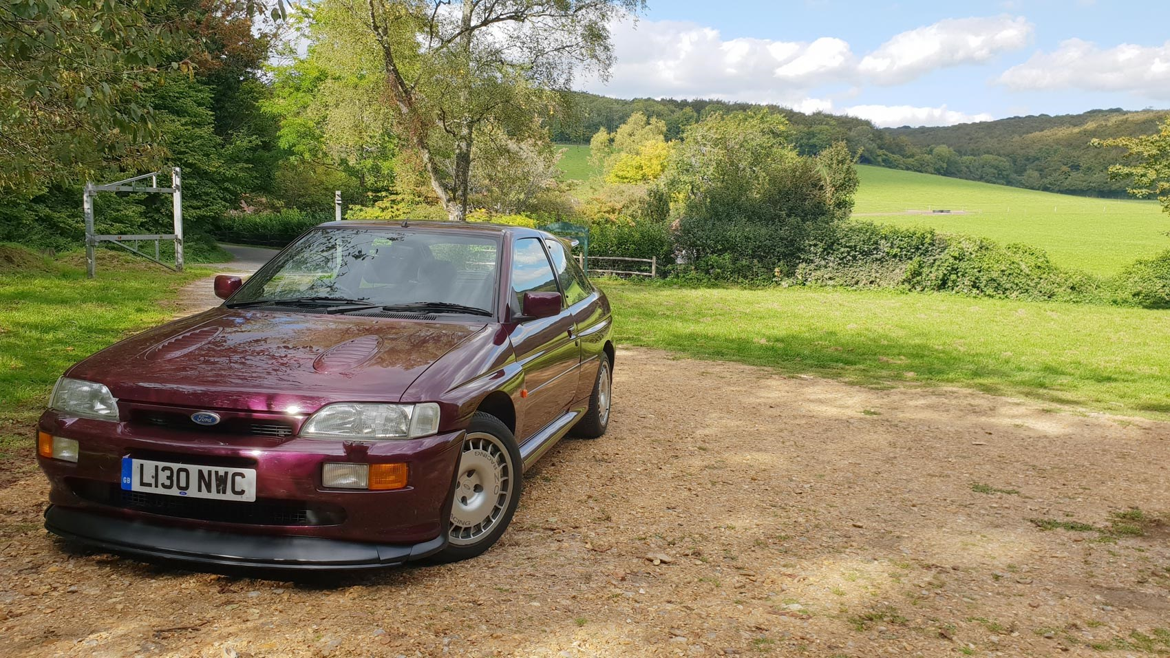 Ford Escort Cosworth review