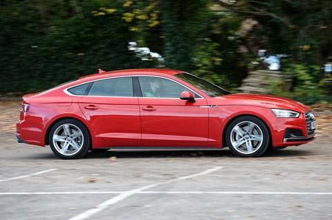 Audi A5 Sportback sid