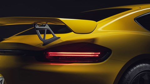 Porsche 718 Cayman GT4 news and pictures | CAR Magazine