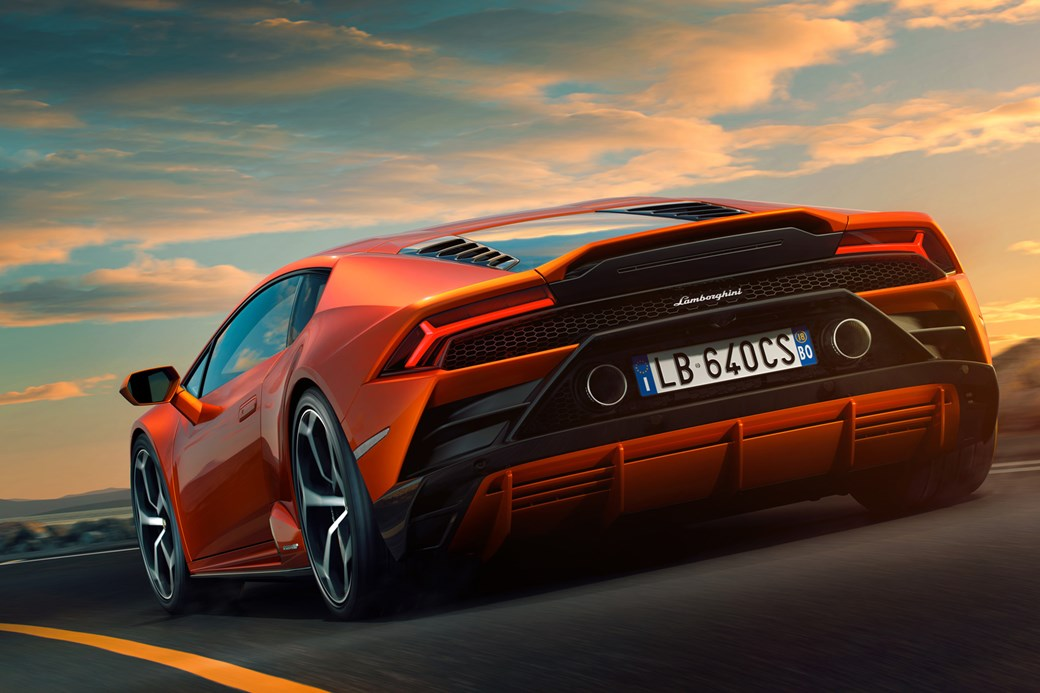 Lamborghini Huracan Evo And Spyder Official Pictures Car Magazine
