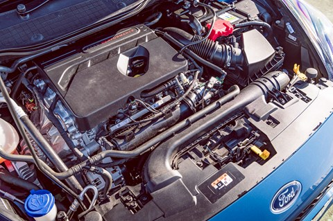 Ford Fiesta ST engine