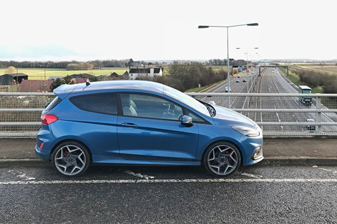 Fiesta ST LTT A1 bridge