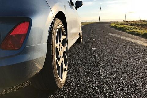 Fiesta ST LTT tyre