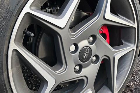 Fiesta ST LTT brake