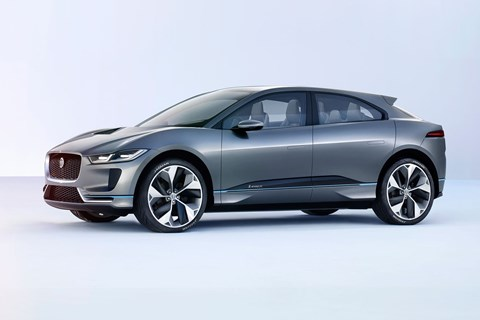 Electric cars like the Jaguar i-Pace aren't cheap to develop