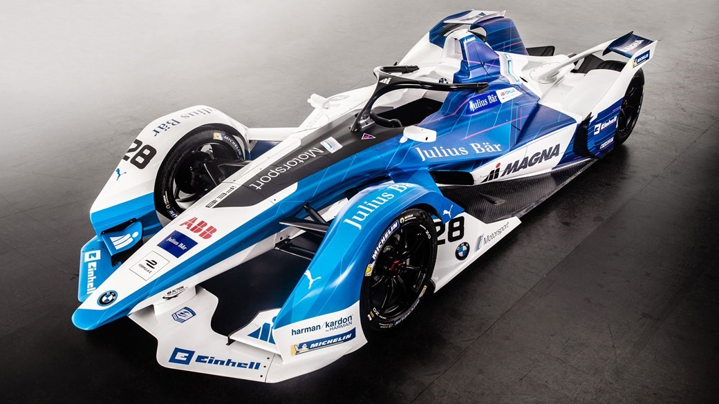 With New Technical Regulations Allowing For Greater Freedom A Battery Represents The Most Important Addition 2018 2019 Formula E Racers