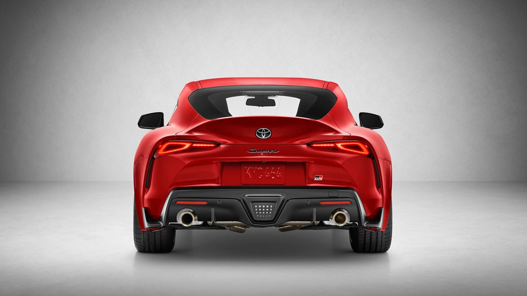 5ea9cdbb5827 New Toyota Supra (2019)  everything you need to know