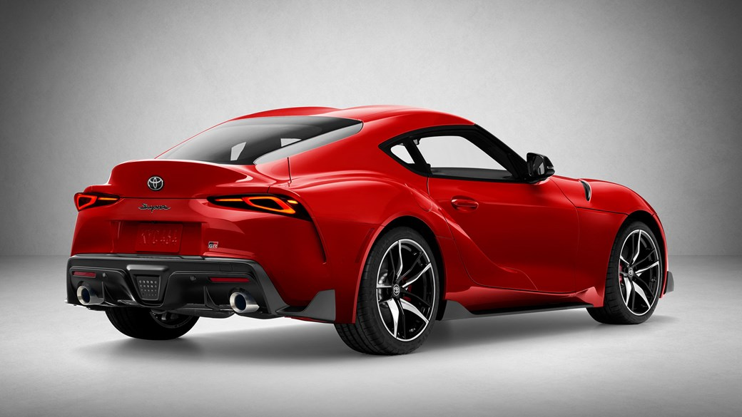 New Toyota Supra 2019 Trd Performance Line Concept Revealed Car