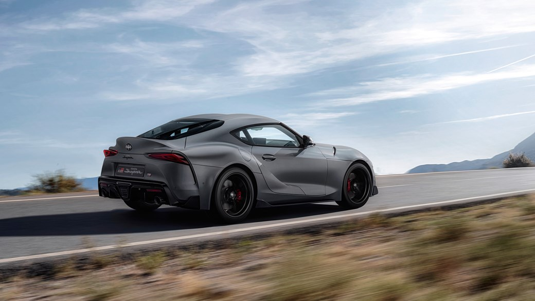 New Toyota Supra 2019 Trd Performance Line Concept Revealed Car