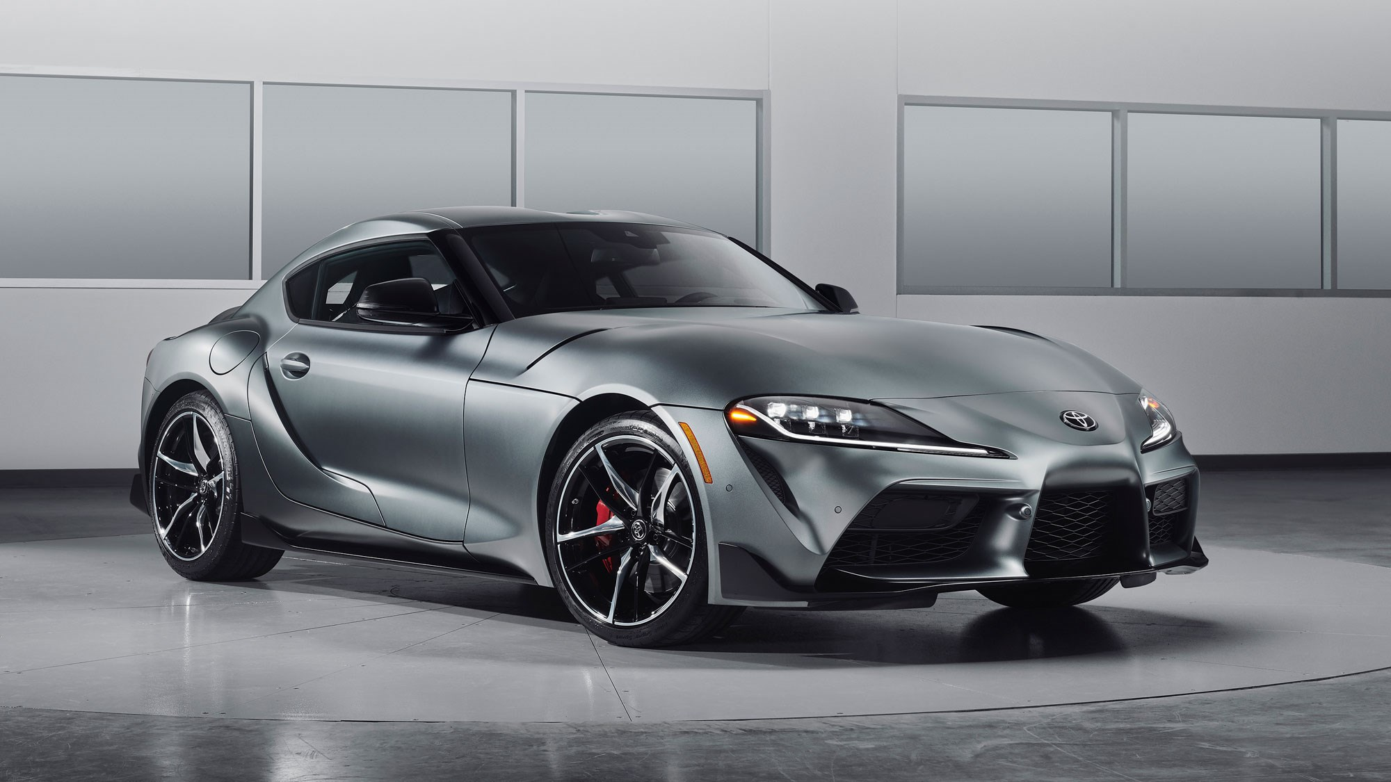 New Toyota Supra 2019 A90 Coupe Touches Down In Detroit Car