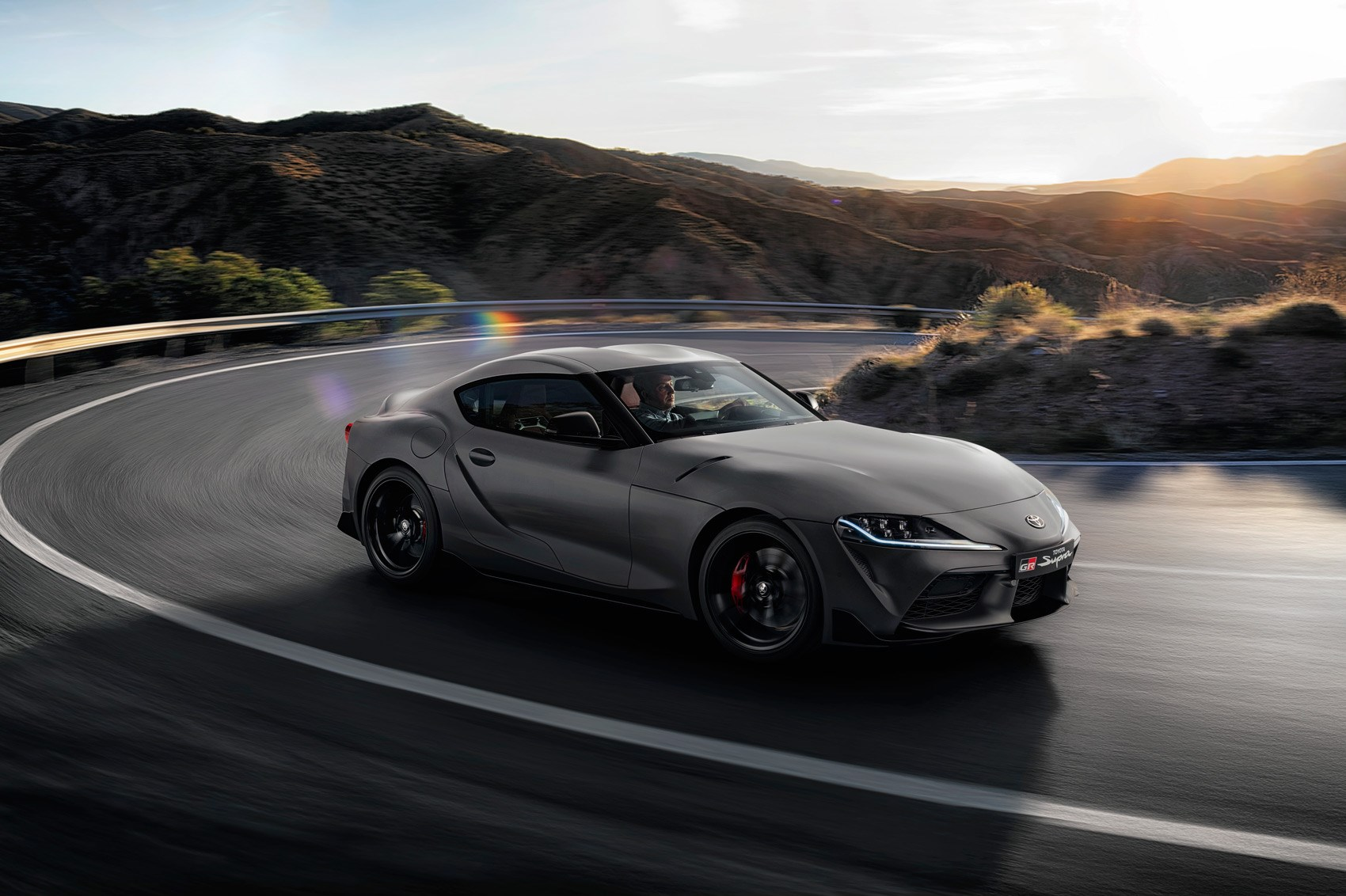 Supra 2019 >> New Toyota Supra 2019 A90 Coupe Touches Down In Detroit Car
