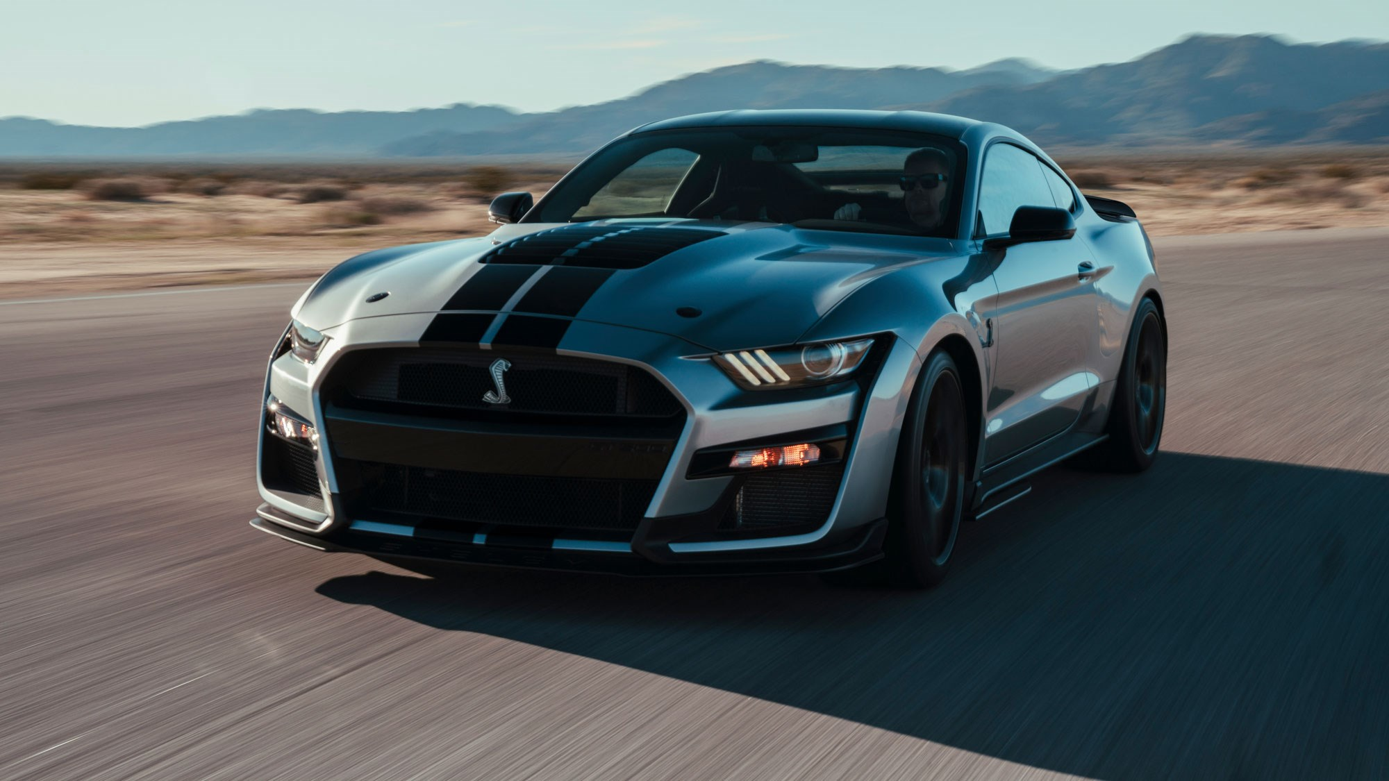 New Ford Mustang Gt500 Uk