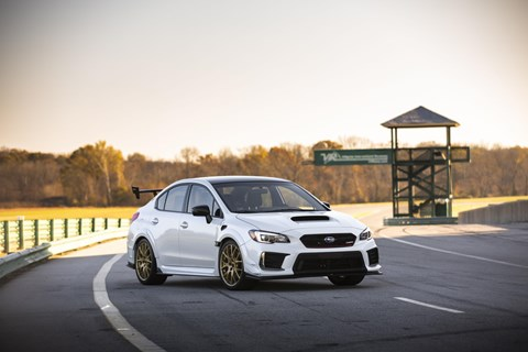 Subaru STI S209 specs and prices