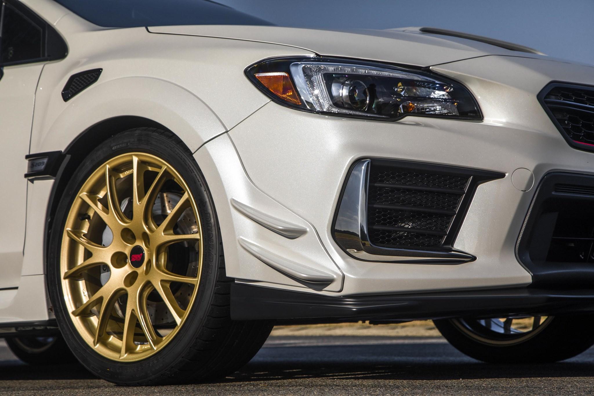 New Subaru STi S209 revealed | CAR Magazine