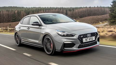 Hyundai i30 Fastback N (2019) review: grown-up hot hatch
