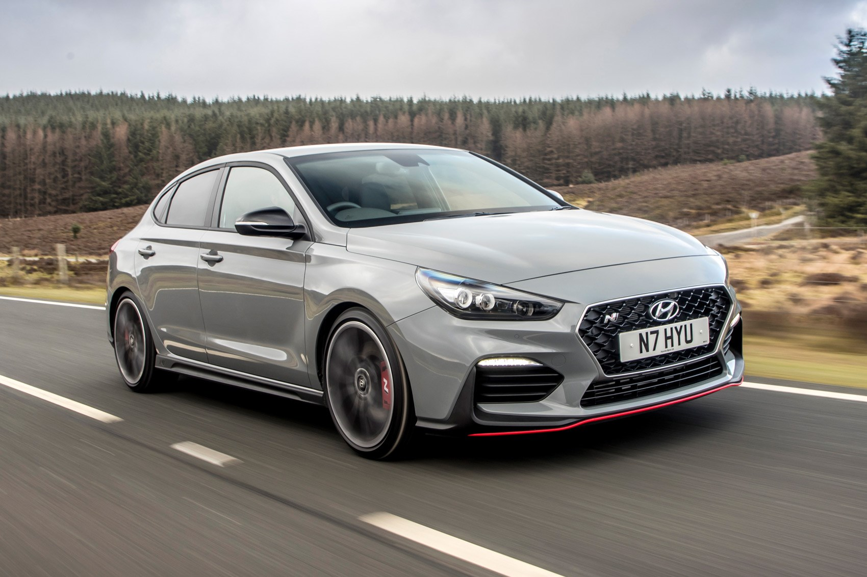 hyundai i30 fastback n 2019 review grown up hot hatch. Black Bedroom Furniture Sets. Home Design Ideas