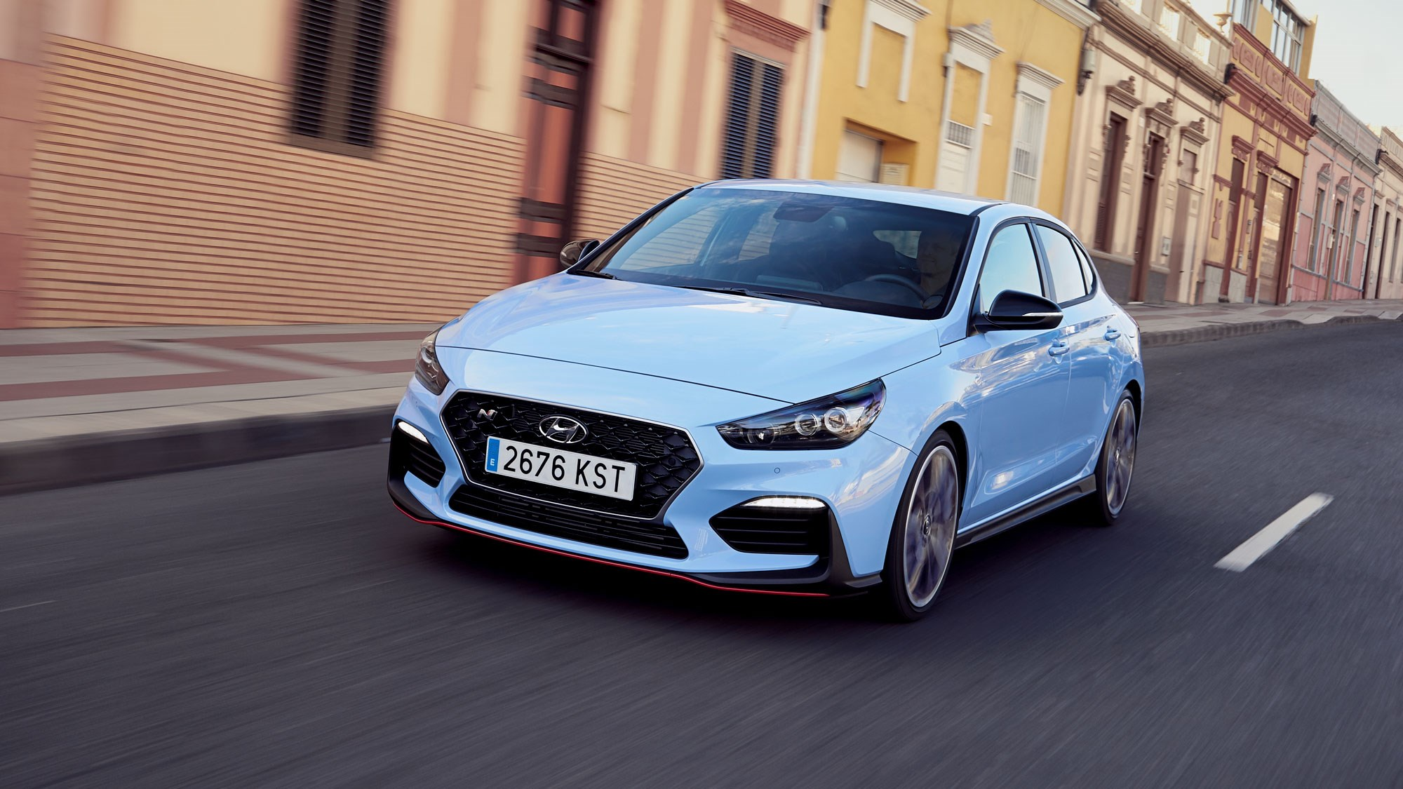 Lease A Hyundai >> Hyundai i30 Fastback N (2019) review: grown-up hot hatch | CAR Magazine