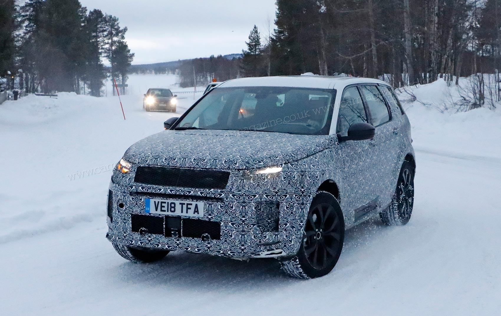 New Land Rover Discovery >> New 2019 Land Rover Discovery Sport Car Magazine