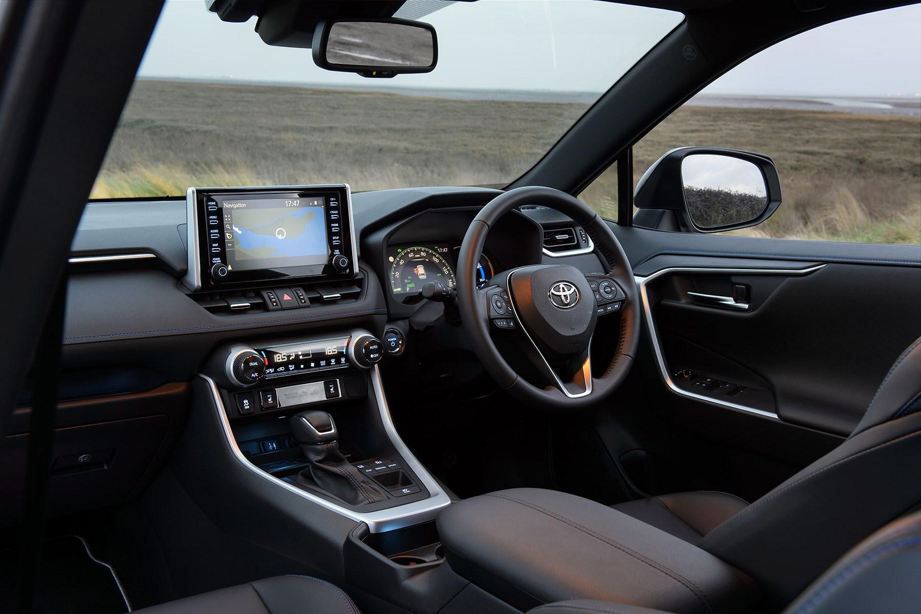 Toyota RAV4 Hybrid 2019 interior