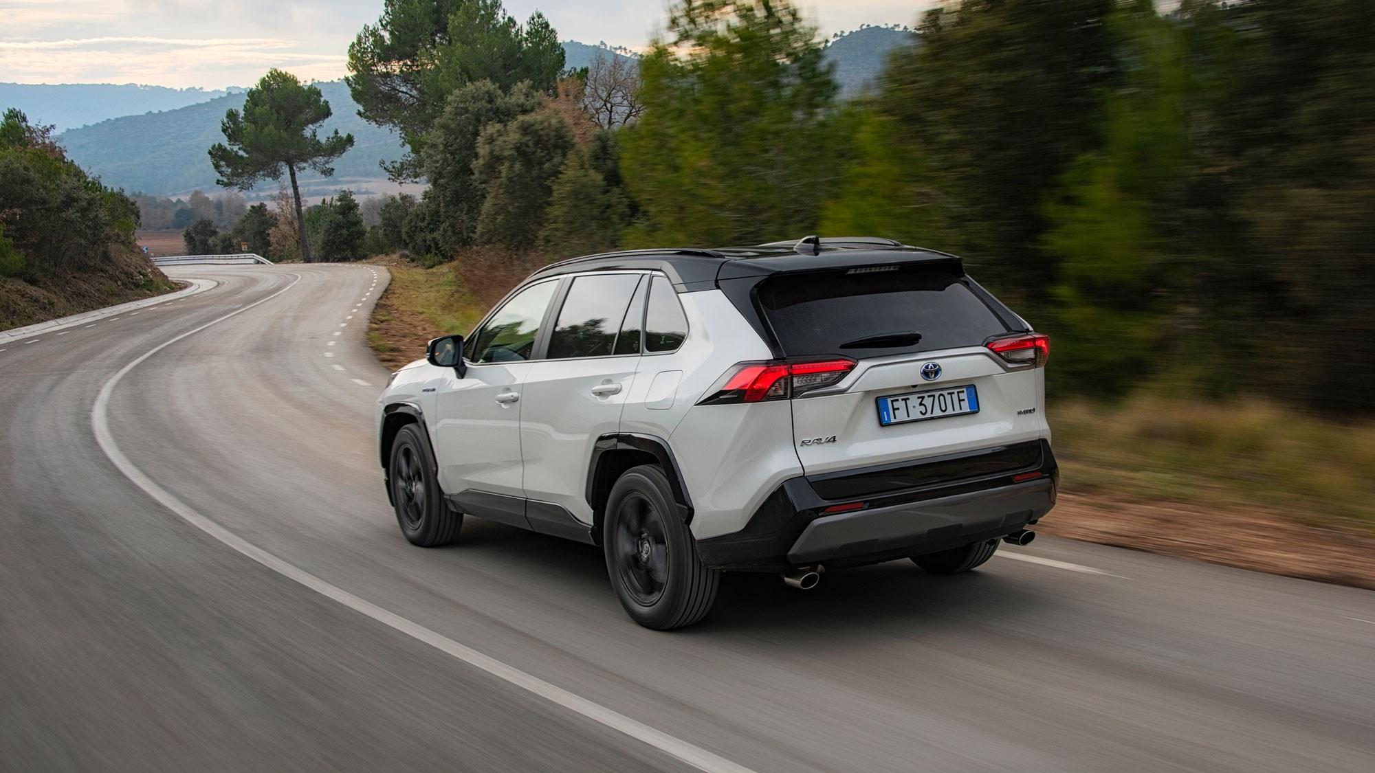 New Toyota Rav4 2019 Review Plenty To Like Car Magazine