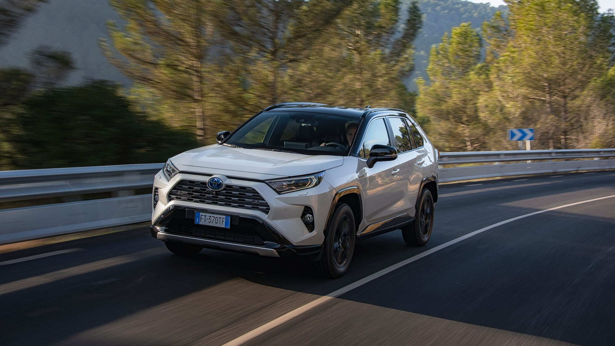 New Toyota Rav4 Suv Reviewed The Is Hybrid Only With No Plans For A Sel