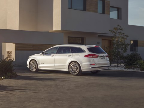 Ford Mondeo Hybrid Estate
