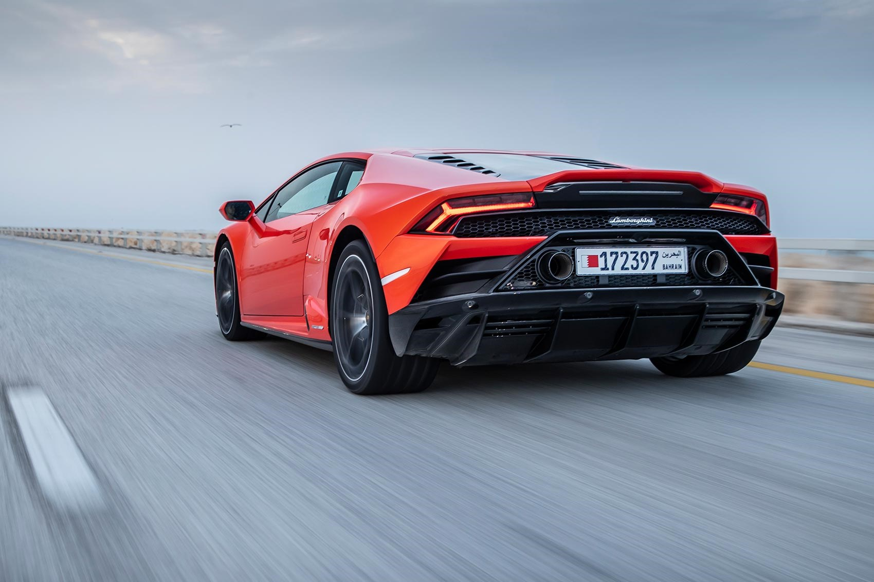 Used Car For Lease >> Lamborghini Huracan Evo review | CAR Magazine