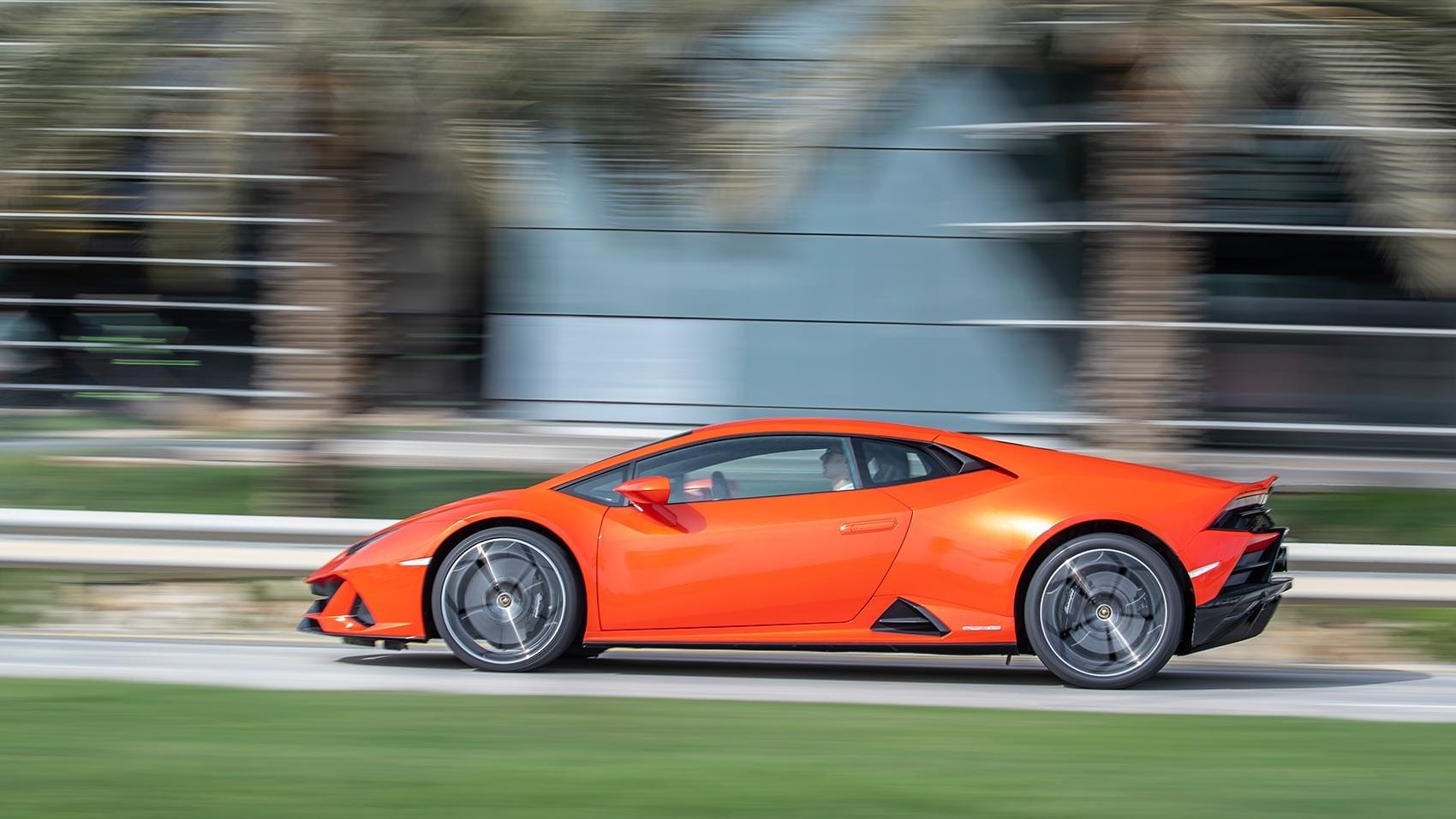 Lambo For Sale >> Lamborghini Huracan Evo review | CAR Magazine