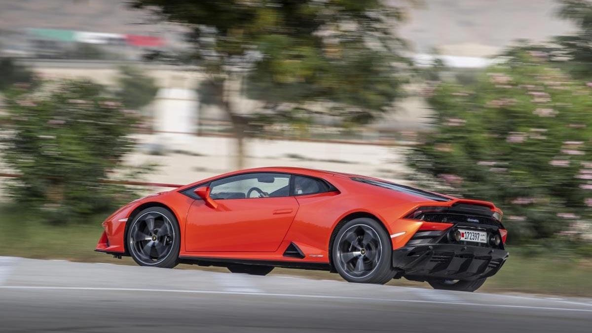 Lamborghini Huracan Evo Review Car Magazine