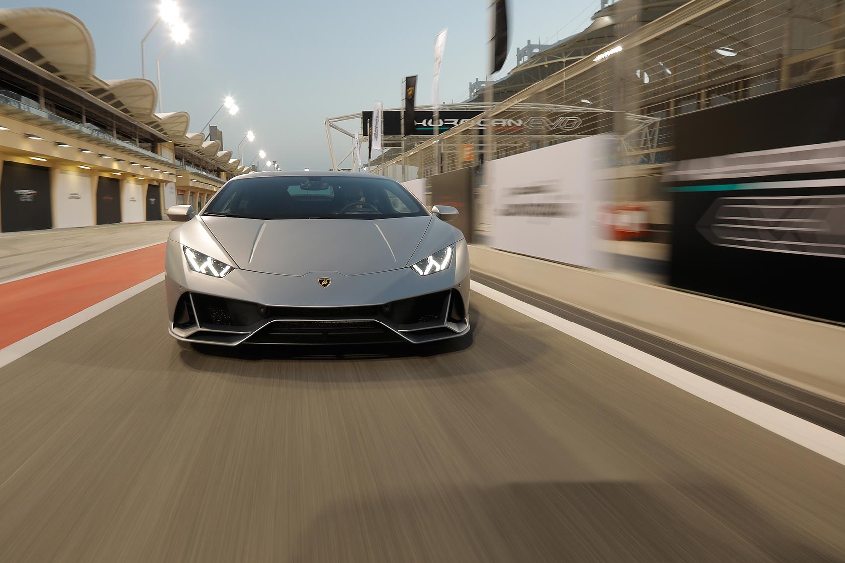 Lamborghini Huracan Evo Review Car Magazine
