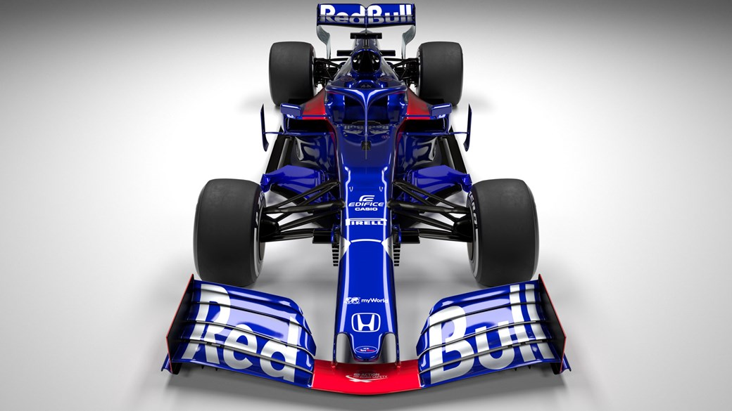 Toro Rosso Has Revealed Its New Honda Ed Challenger And It S Further Proof The Regulations Haven T Ruined Look Of This Year Cars