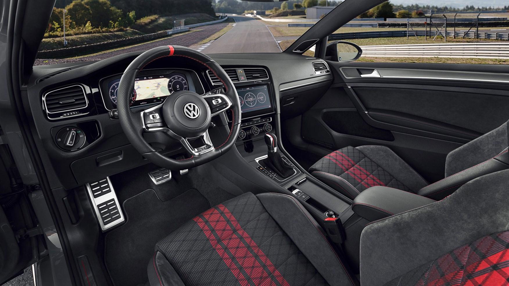 Vw Golf Gti Tcr Review Car Magazine
