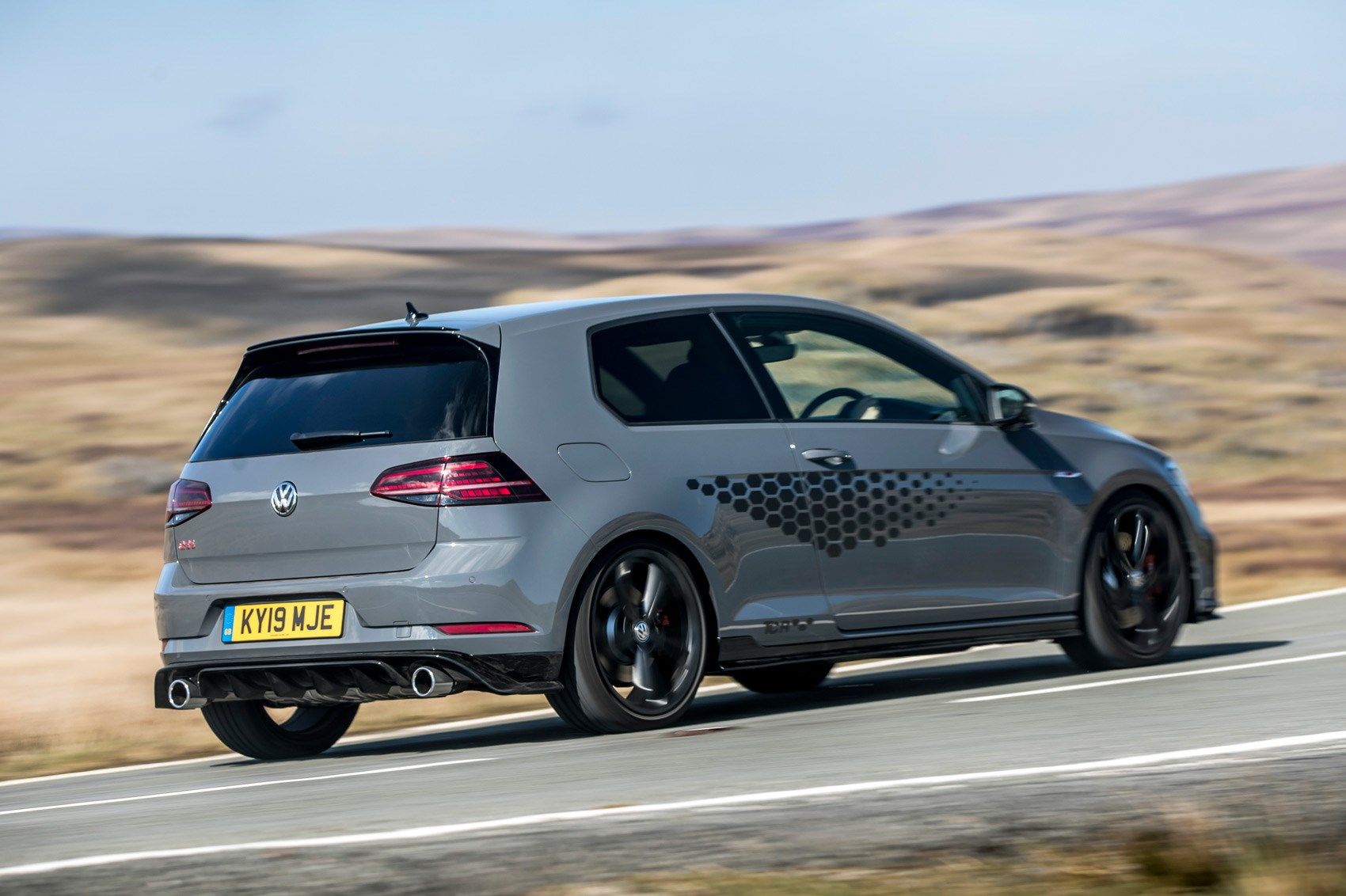 Vw Golf Gti Tcr Review Car Magazine