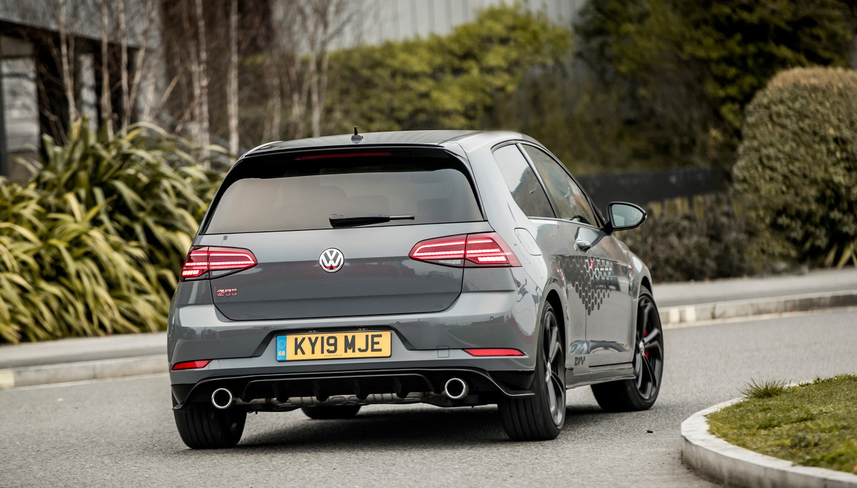 What Does Gti Stand For >> Vw Golf Gti Tcr Review Car Magazine
