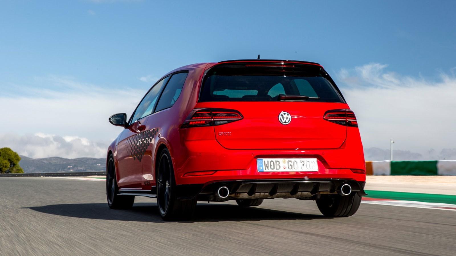 Vw Lease Deals >> VW Golf GTI TCR review | CAR Magazine