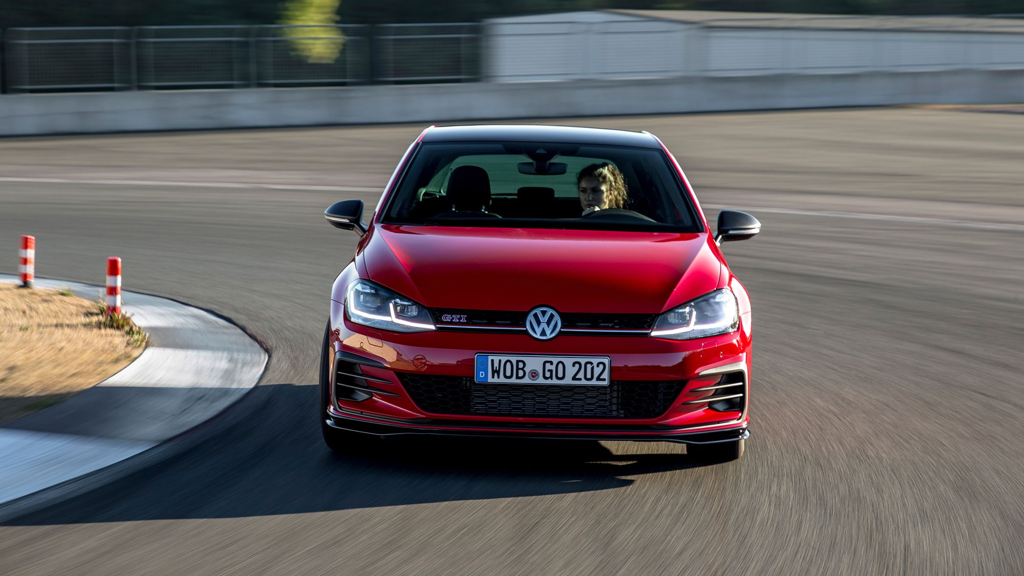 Fastest VW Golf GTI: the new 2019 TCR