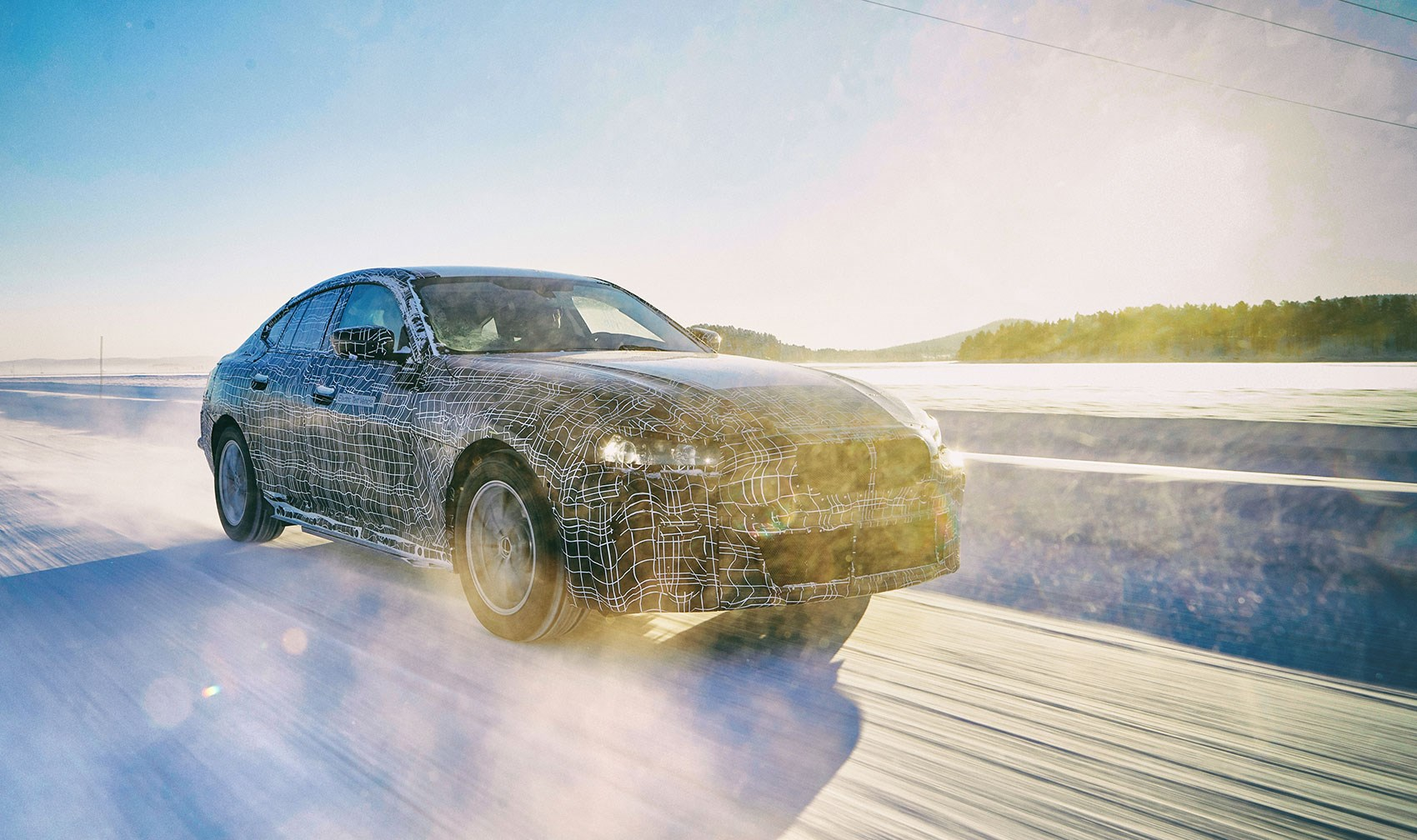 Bmw I4 Electric Car Confirmed For Launch In 2021
