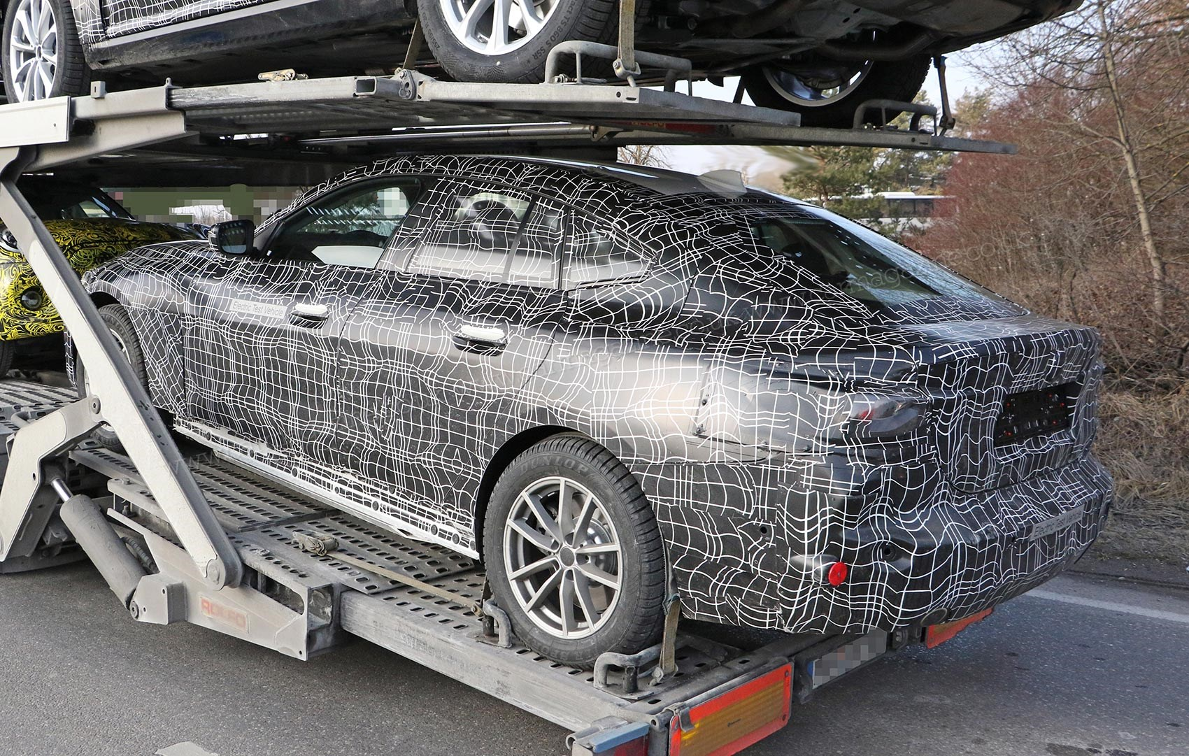BMW i4 pictures and details: Munich's EV snapped inside and out