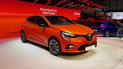Renault Clio hatchback 2020