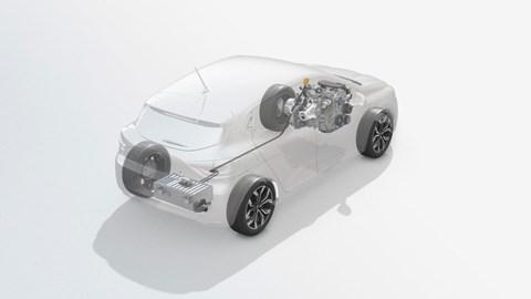 Renault Clio E-Tech hybrid tech