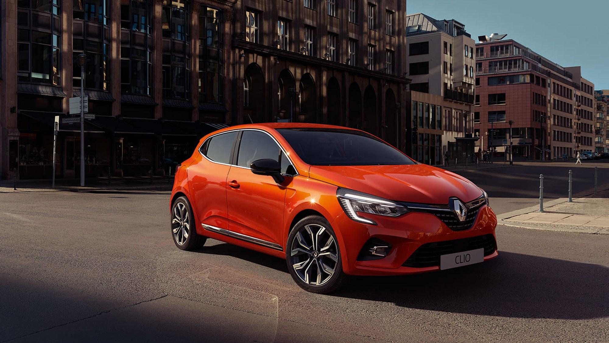 New Renault Clio: Fresh Pictures Of More Premium Hatch